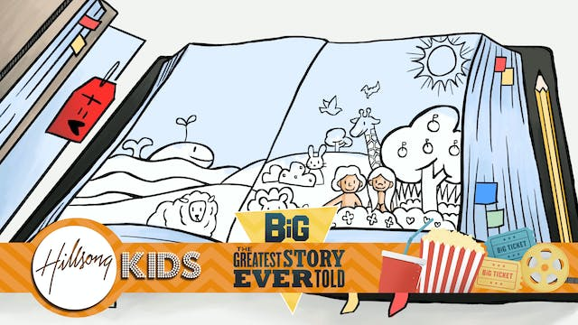 GREATEST STORY EVER TOLD | Big Story ...