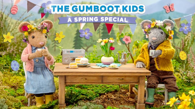 Gumboot Kids Holiday Special | Spring