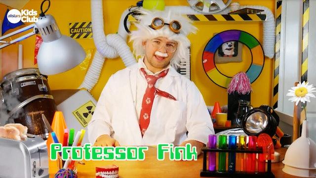 Professor Fink | Slime