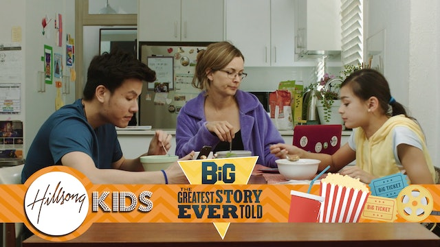 GREATEST STORY EVER TOLD   Big Message Episode 3.3   Coming Soon