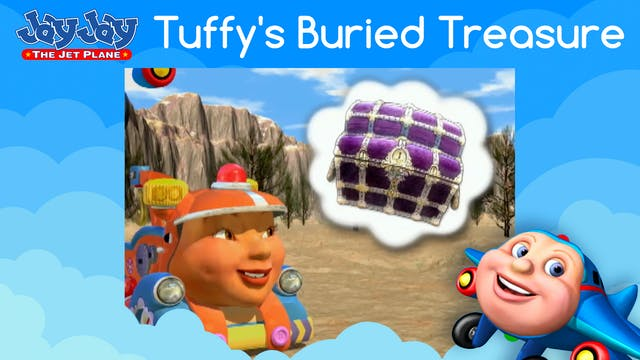 Tuffy's Buried Treasure