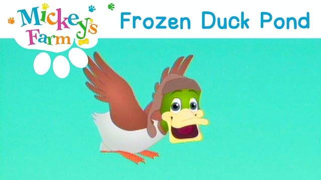 Frozen Duck Pond