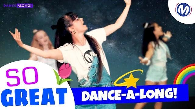 Dance-A-Long | 11 | So Great