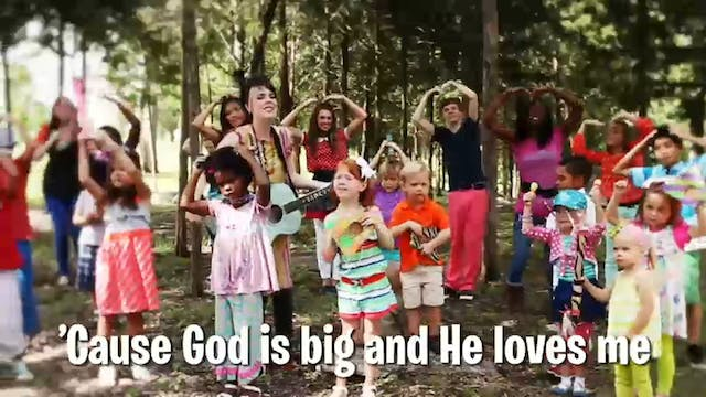 Yancy - God Is Big & He Loves Me