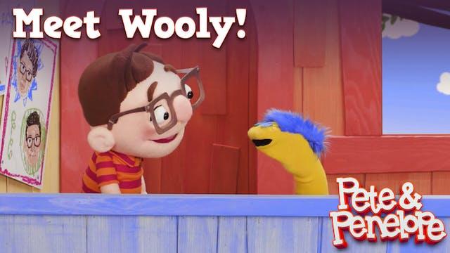 Meet Wooly!