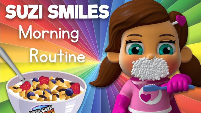 Learn your Morning Routine with Suzi ...