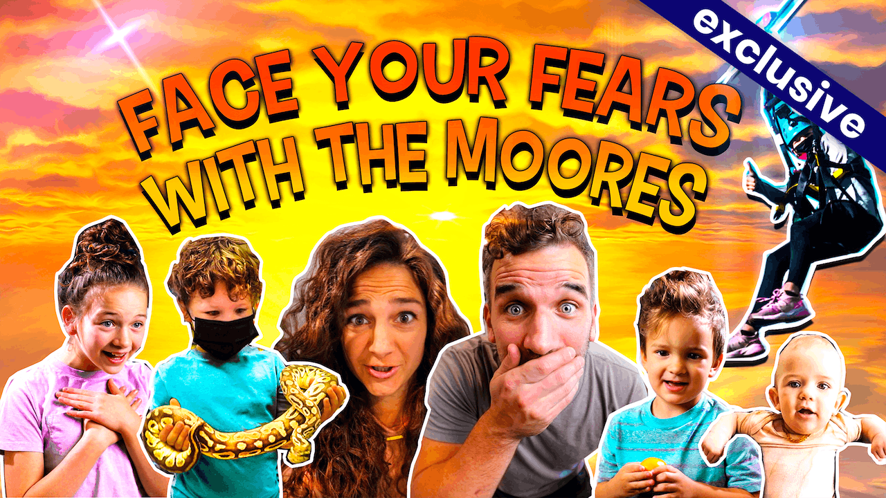 Face Your Fears with the Moores