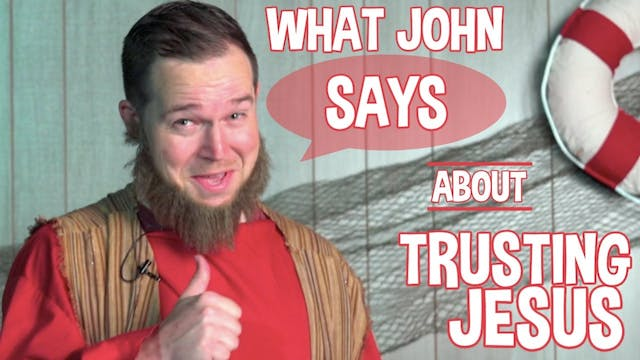Episode 1: What John Says About Trust...