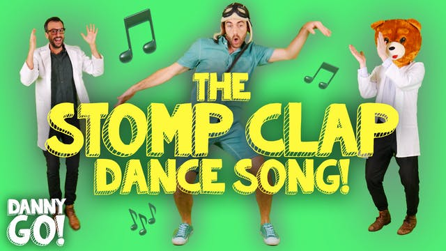 The Stomp Clap Dance Song