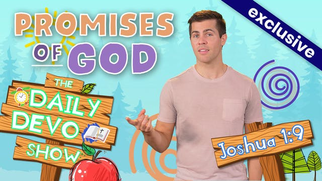 #23 Self Confidence - Promises Of God
