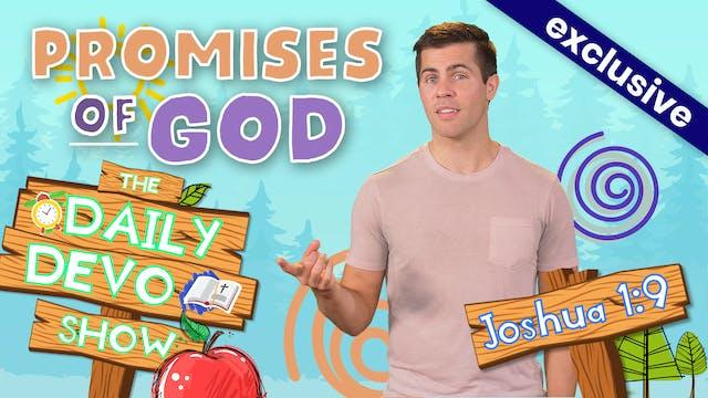 #23 Self Confidence - Promises Of God