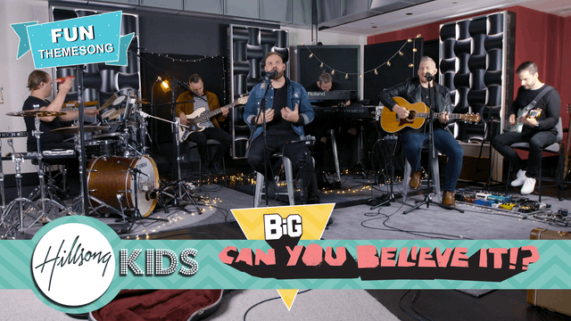 Made in Your Image | Hillsong Kids Live from Studio (Music Video)
