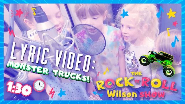 Monster Truck - Lyric Video