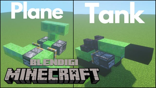 3 Simple Redstone Builds #13