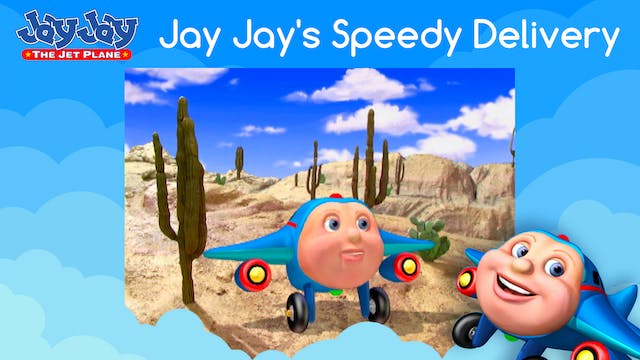 Jay Jay's Speedy Delivery