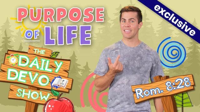 #35 Purpose - Purpose of Life