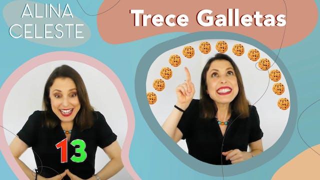 Trece Galletas by Alina Celeste - Lea...