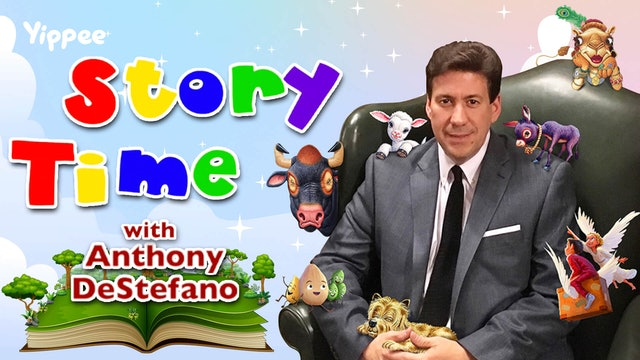 Storytime with Anthony DeStefano