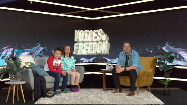 CAN YOU BELIEVE IT?!   LIVE Big Message Episode 2.3   Voices Of Freedom