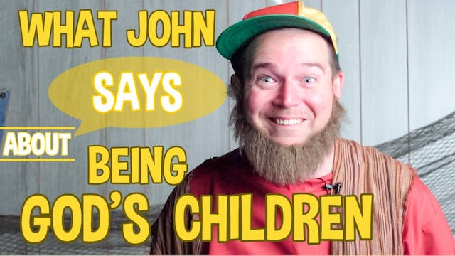 Episode 4: What John Says About Being...