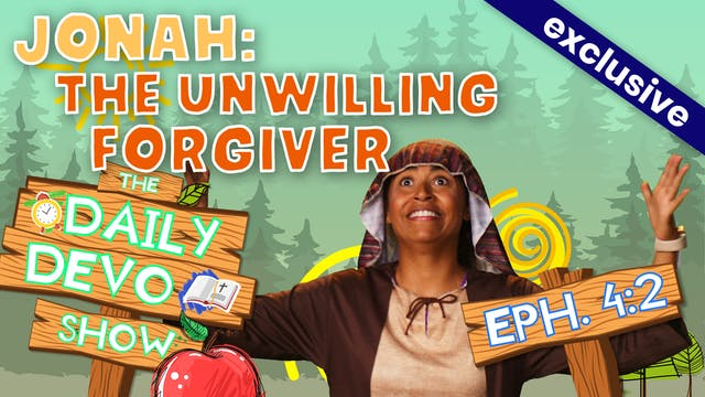 #1 Forgiveness - Jonah