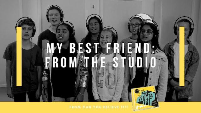My Best Friend | Hillsong Kids Live from Studio (Music Video)