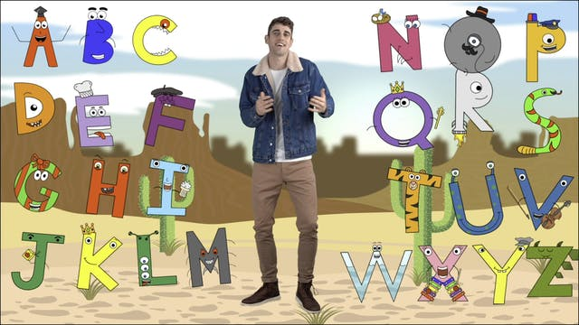 Abc Alphabet Song 2