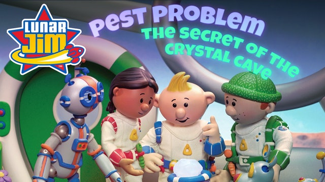 Pest Problem / The Secret of the Crystal Cave