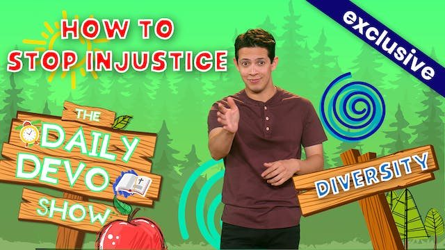 #192 -  How To Stop Injustice