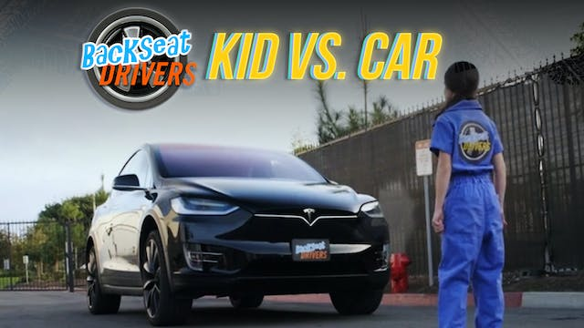 Kid vs. Car
