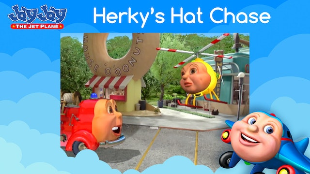 Herky's Hat Chase