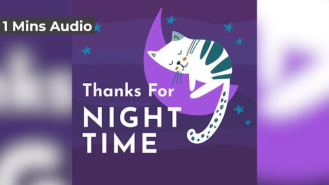 Thanks For Nighttime (Audio)