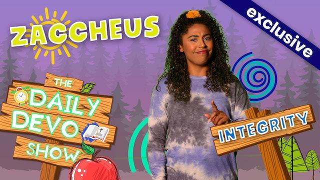 #162 - Zaccheus