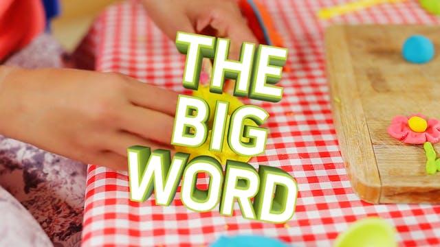 HANDS | Big Word Isaiah 64:8 (Actions...