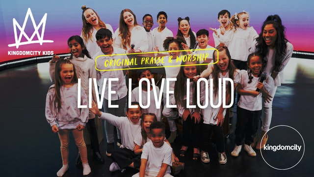 LIVE LOVE LOUD (LIVE FROM GLOBAL GATHERING)