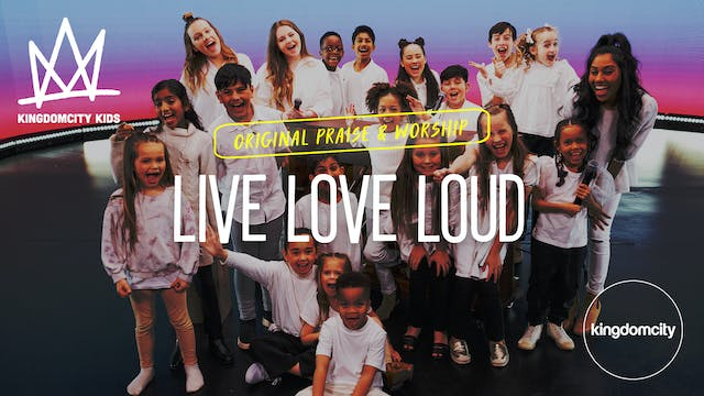LIVE LOVE LOUD (LIVE FROM GLOBAL GATH...