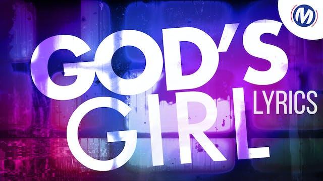 Lyrics Video | 08 | Gods Girl