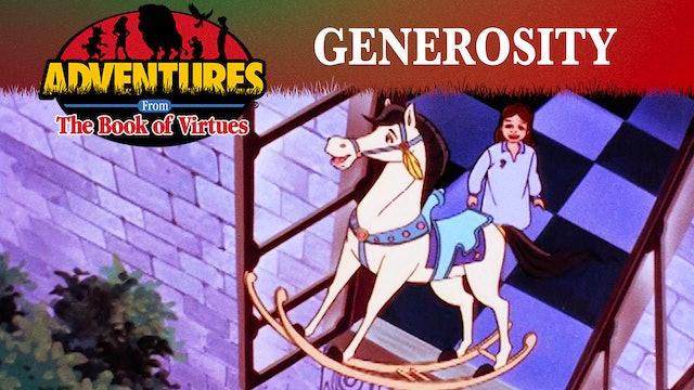 Generosity - Rockinghorse Land / Old Man Rabbit's Thanksgiving Dinner / The Gift