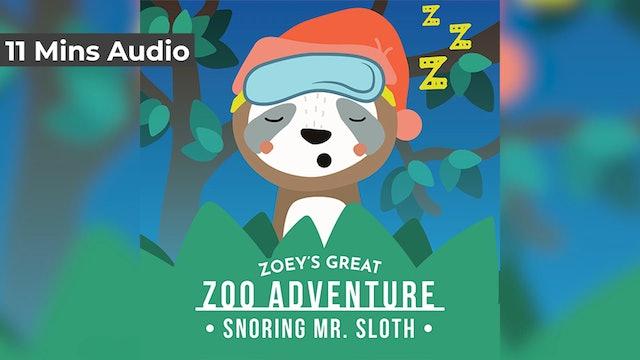 Zoo Adventure - Day 5 - Sloth