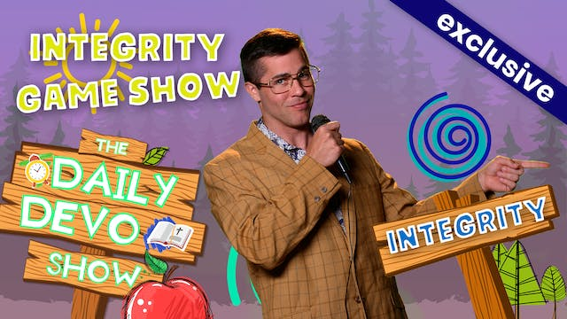 #165 - Integrity Game Show