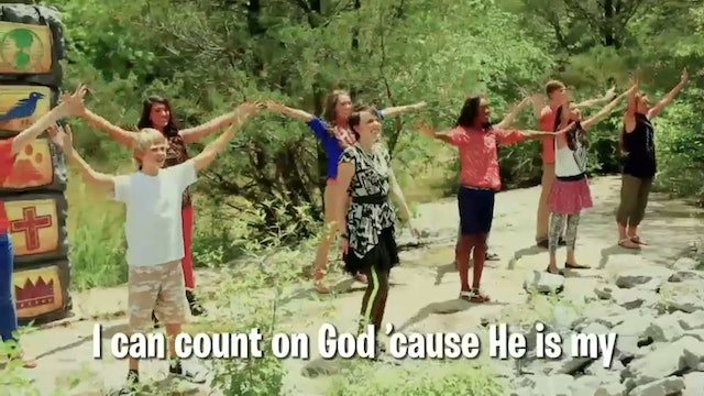 Yancy - I Can Count on God