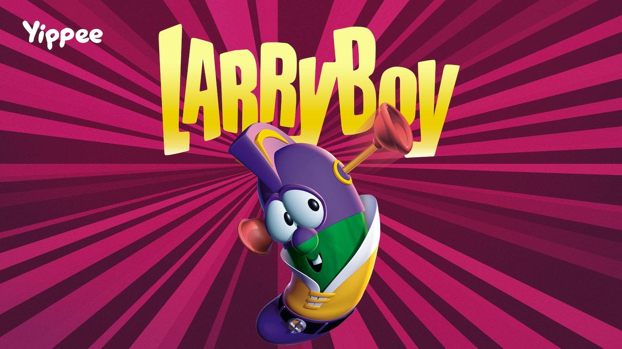 Larryboy: The Cartoon Adventures (VeggieTales)