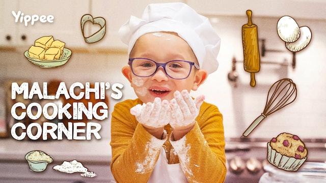 12 Days of Christmas with Malachi's Cooking Corner!