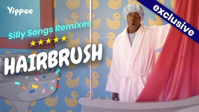 VeggieTales Silly Songs Remix - Hairbrush