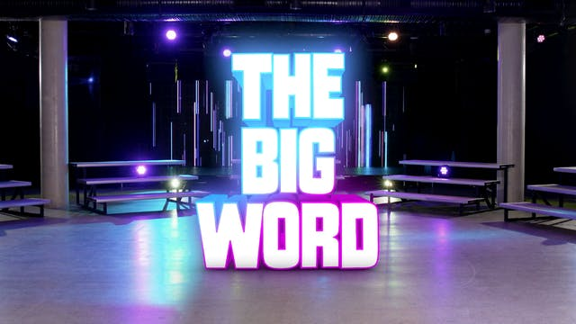 JESUS OUR SAVIOUR | Big Word Acts 4:1...
