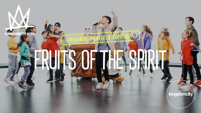 FRUITS OF THE SPIRIT (LIVE FROM GLOBA...