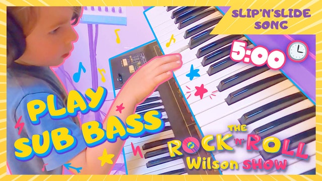 Learn to Play Slip'n'Slide - Sub Bass
