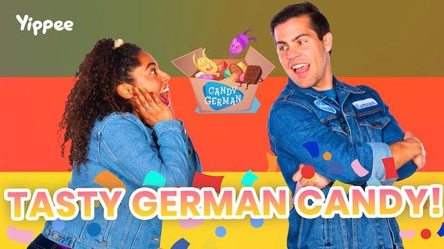 German Candy Taste Test!