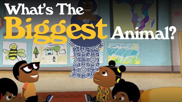 What's The Biggest Animal?