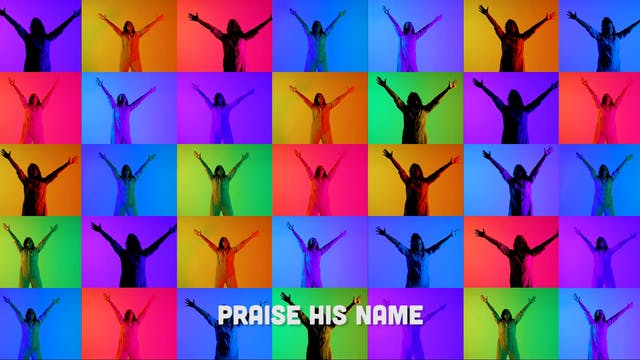 Praise His Name (Music Video)